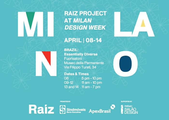 Raiz Project em Milano