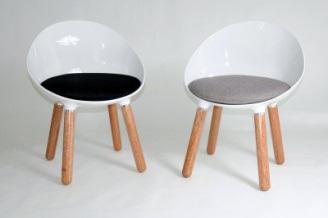 922 - Linha Simbiose - Cadeira Simbiose