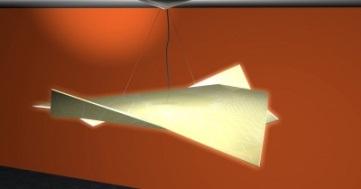 728 - Luminária argraf