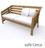 828 - Sofá Cerca