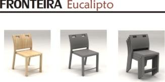 783 - cadeira fronteira eucalipto