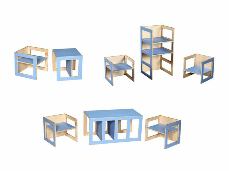 Mobiliário Vira e Mexe