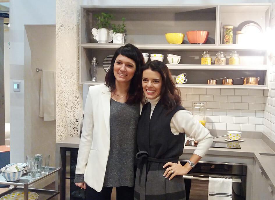 Bruna Toni e Lucila Turqueto