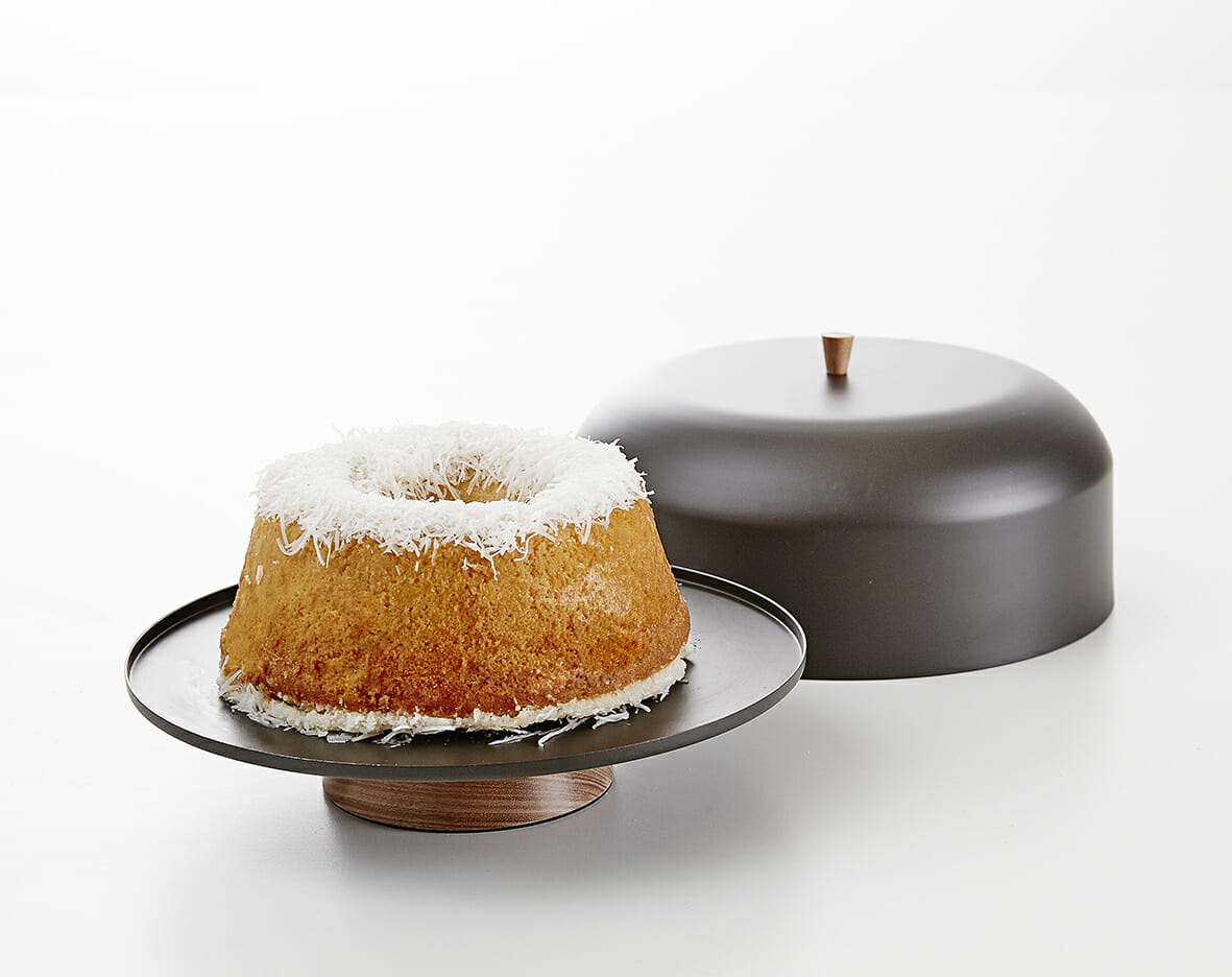 NDT Brazil Cake Stand