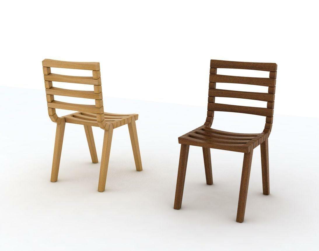 453 – Cadeira Trapeziu