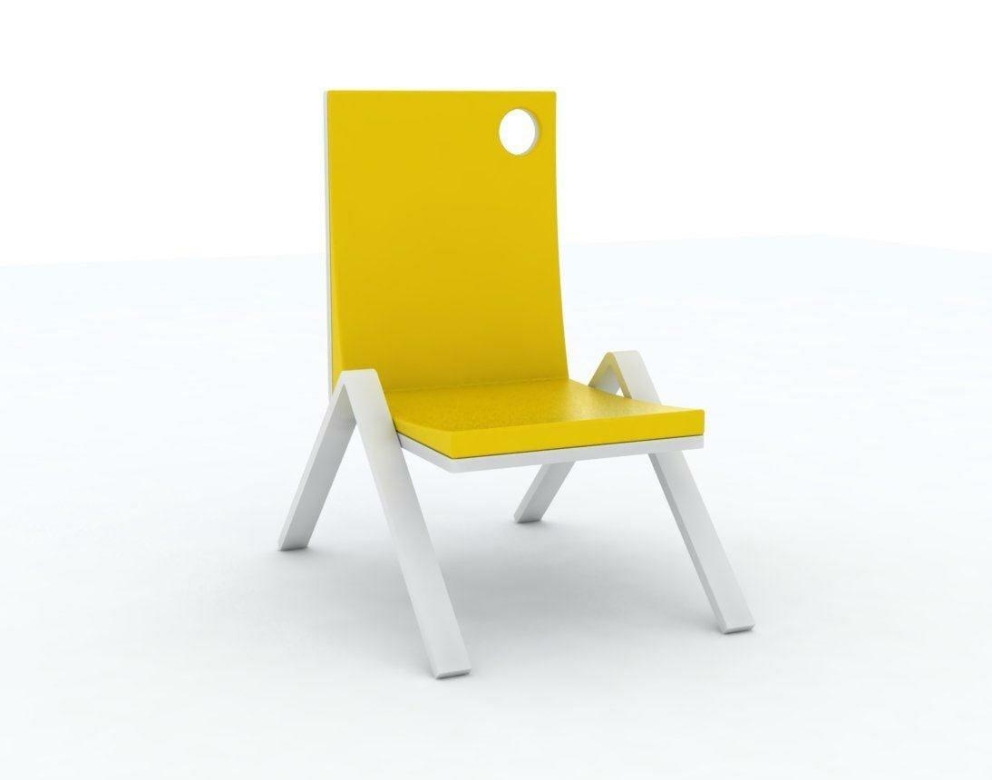 456 – Cadeira ao CUBO