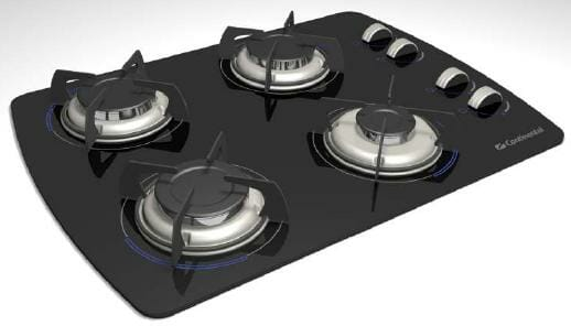 775 – Glass Cooktop – Continental
