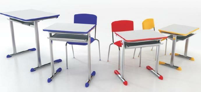 362 – Mobiliário para sala de aula